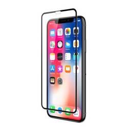 JCPAL Preserver Glass (czarna ramka) iPhone 11 / XR - Szkło ochronne iPhone 11 / XR na cały ekran