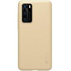 Nillkin Super Frosted Shield - Etui Huawei P40 (Golden)