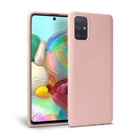TECH-PROTECT ICON GALAXY A51 PINK